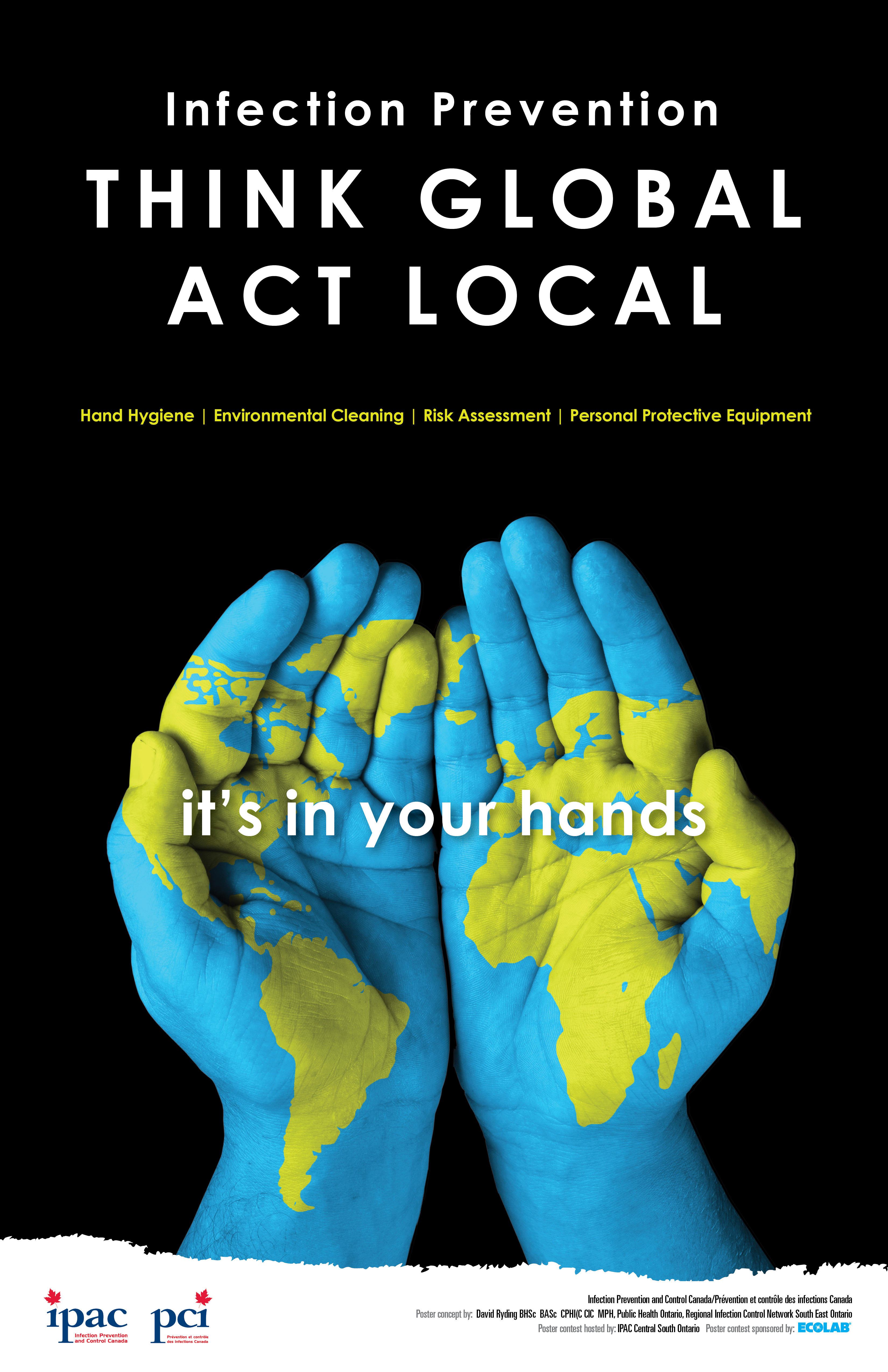 thinking globally and acting locally essay We adopted the slogan, think globally, act locally, which reminds us to address these global concerns by reducing, reusing and recycling discarded items at a local level.